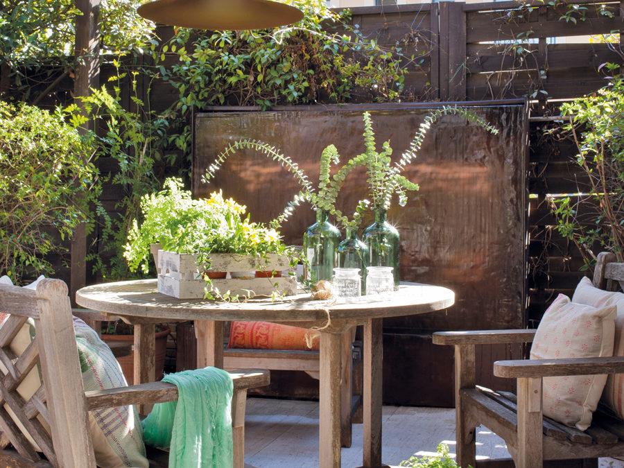 Puesta a punto de terrazas y jardines: Productos de exterior para madera