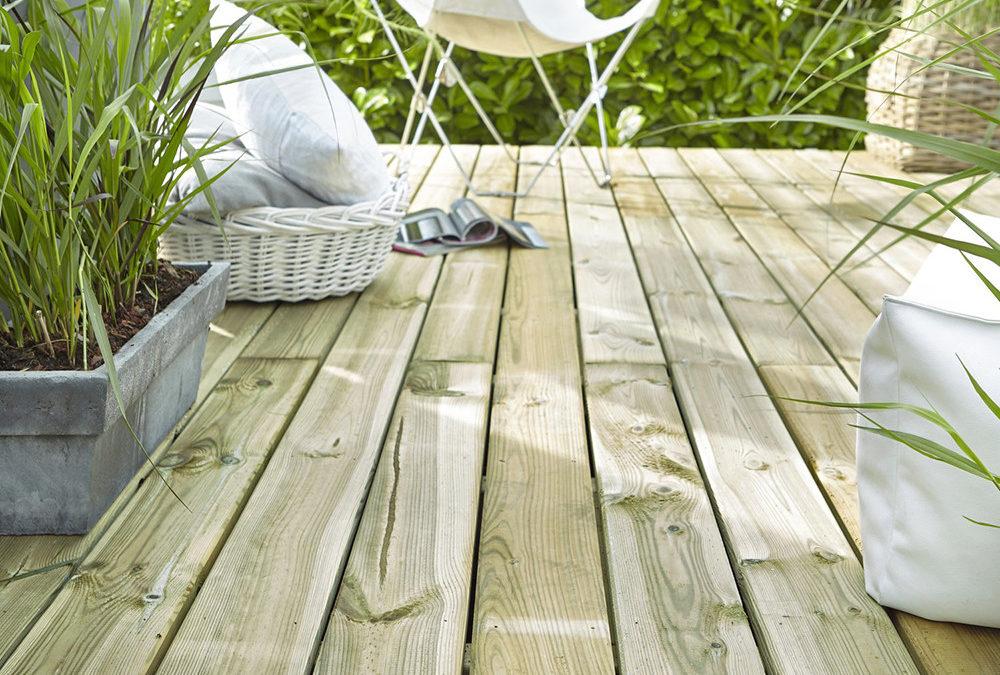 ¿Pensando en poner a punto tu terraza o jardín?