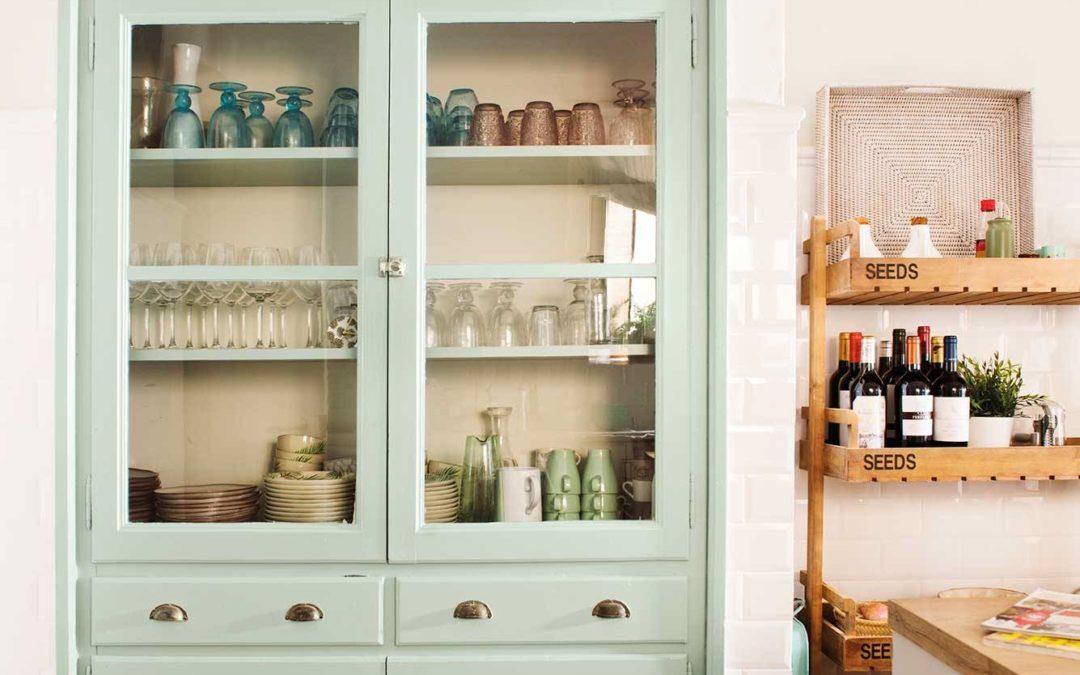 Ideas para pintar muebles y darles una nueva vida