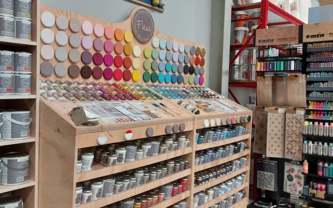 Pinturas Rubio, tu tienda de manualidades y bellas artes en Ibiza.