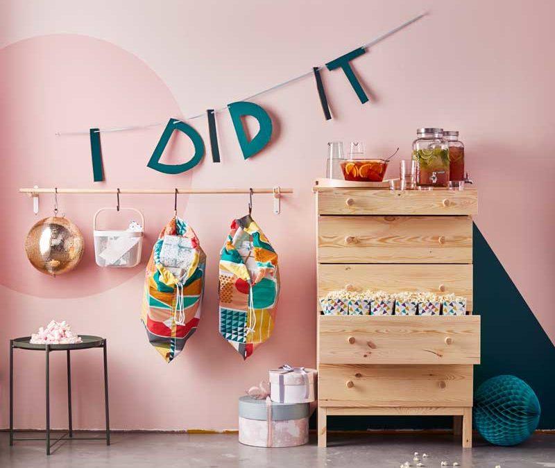 7 ideas creativas para pintar las paredes de tu casa