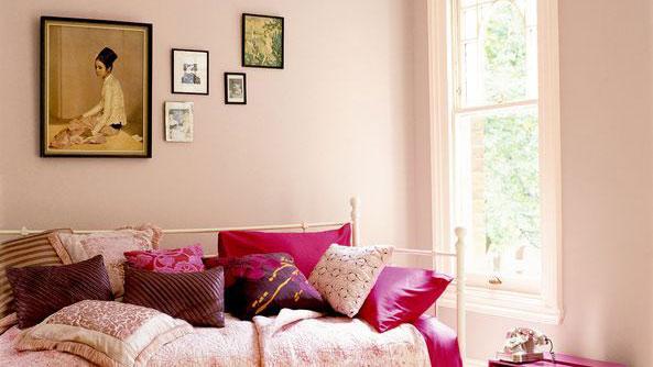 El truco definitivo para elegir el color perfecto para las paredes.
