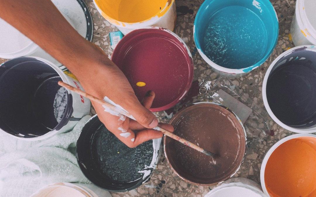 Conoce los tipos de pintura para el hogar y sus características