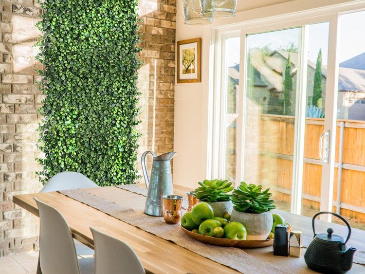 Consejos para instalar un jardín vertical en casa